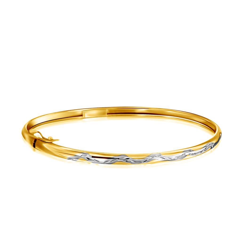 Купить со скидкой Браслет декоративный из золота 01Б731036