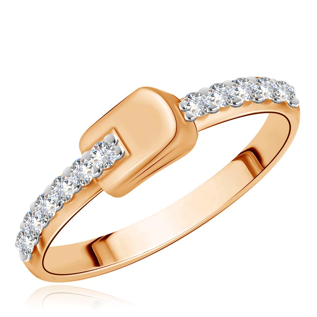 Кольцо из золота Д0268-017042 кольцо из золота д0268 017042