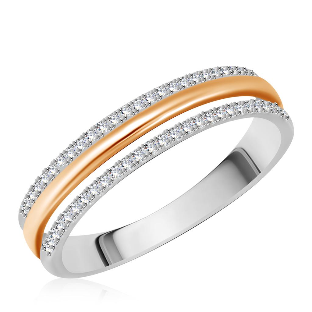 Кольцо из золота GLR12668