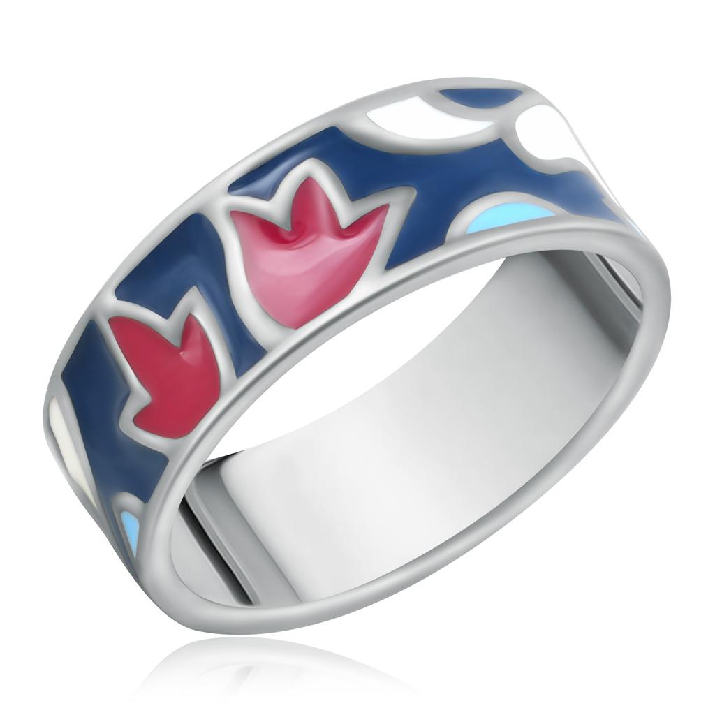 Кольцо из серебра 85614048