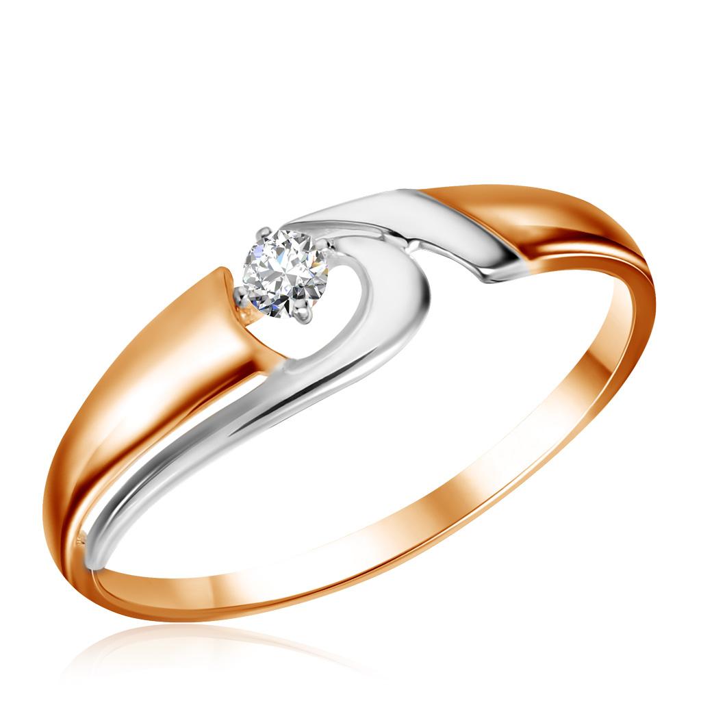 Кольцо из золота Д0268-017280
