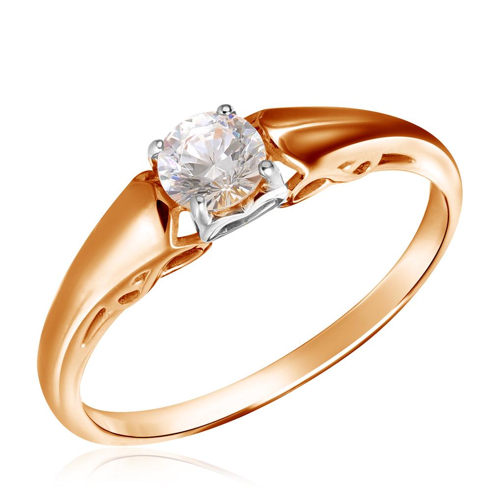 Кольцо из золота Д0268-017559 цены