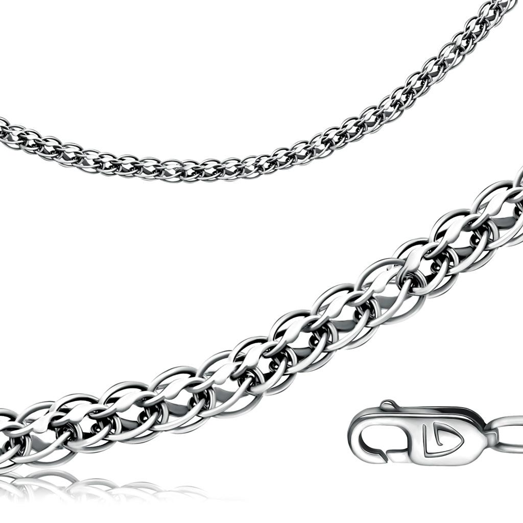 Браслет ручной работы из серебра 82075W900