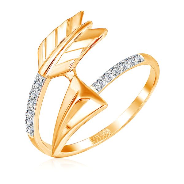 Кольцо из золота 016927 016927 arlight