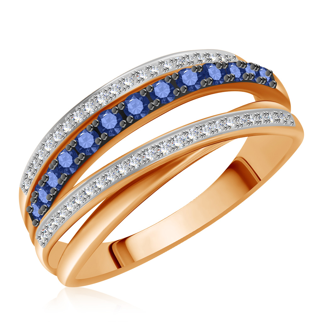 Кольцо из золота CNR12Кольца из красного золота<br>Артикул: CNR12 Металл: Золото Au 585 Вставка: Бриллиант<br><br>Артикул: CNR12<br>Металл, проба: Золото<br>Цвет металла: Красный<br>Вставка: Бриллиант