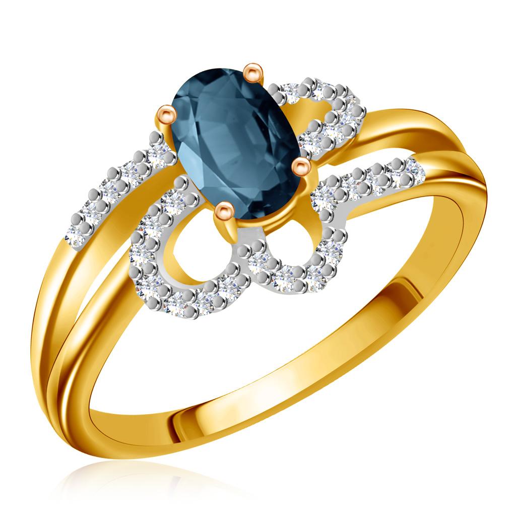 Кольцо из золота AR46259