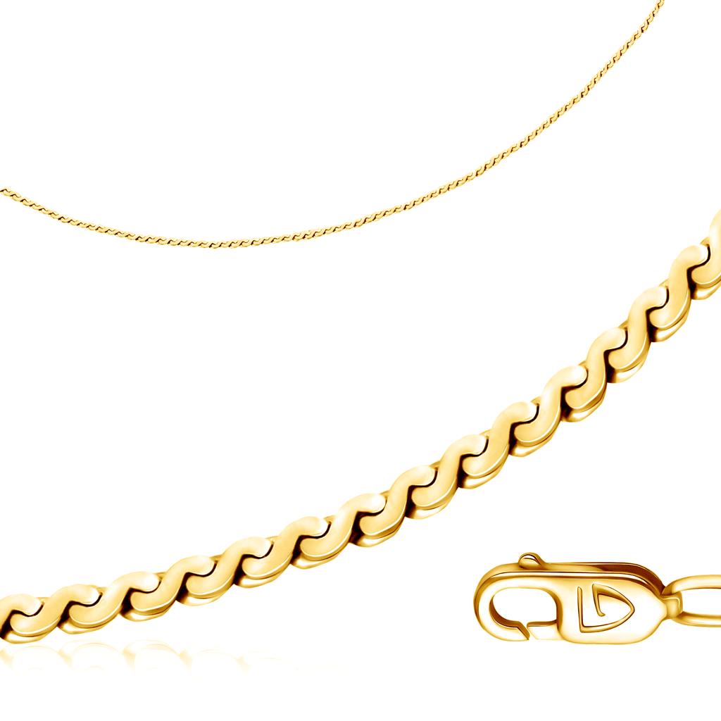Купить со скидкой Цепь из золота 510550107