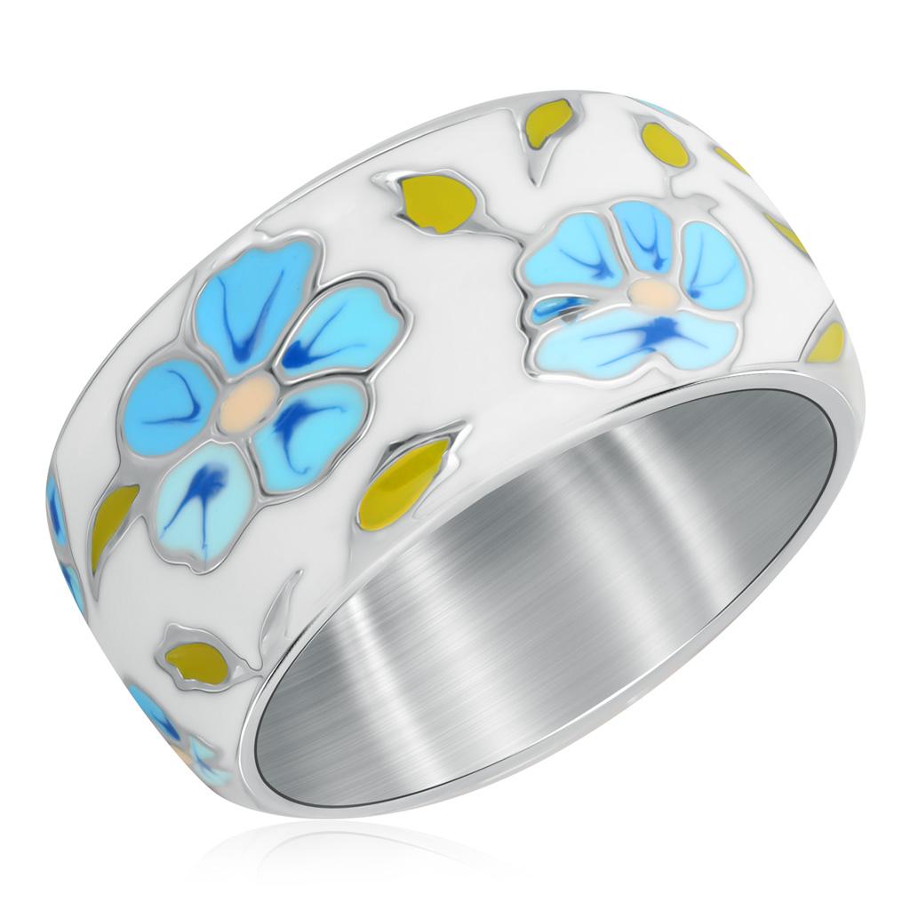 Купить со скидкой Кольцо из серебра 94012129