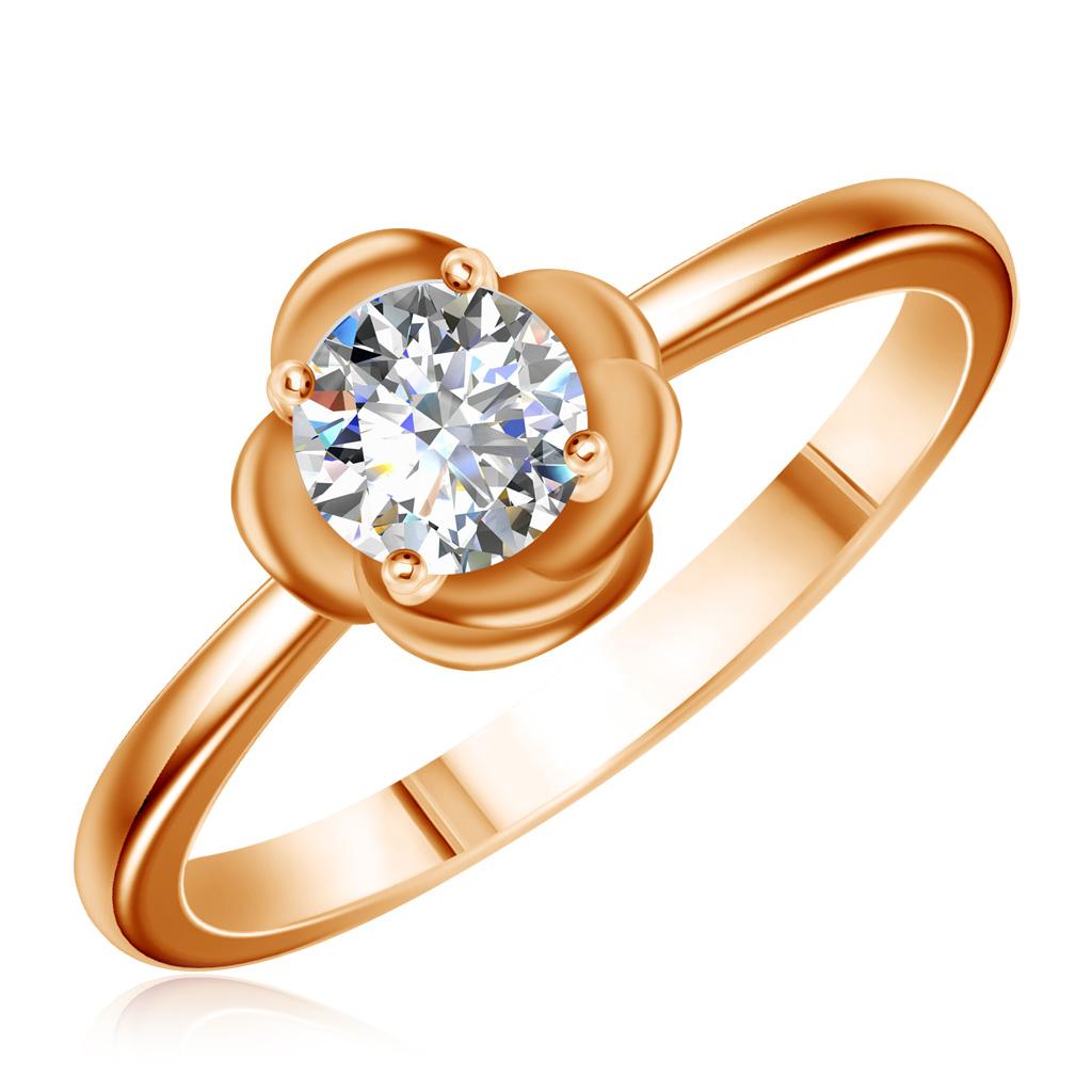 Кольцо из золота Э2972-01К119299
