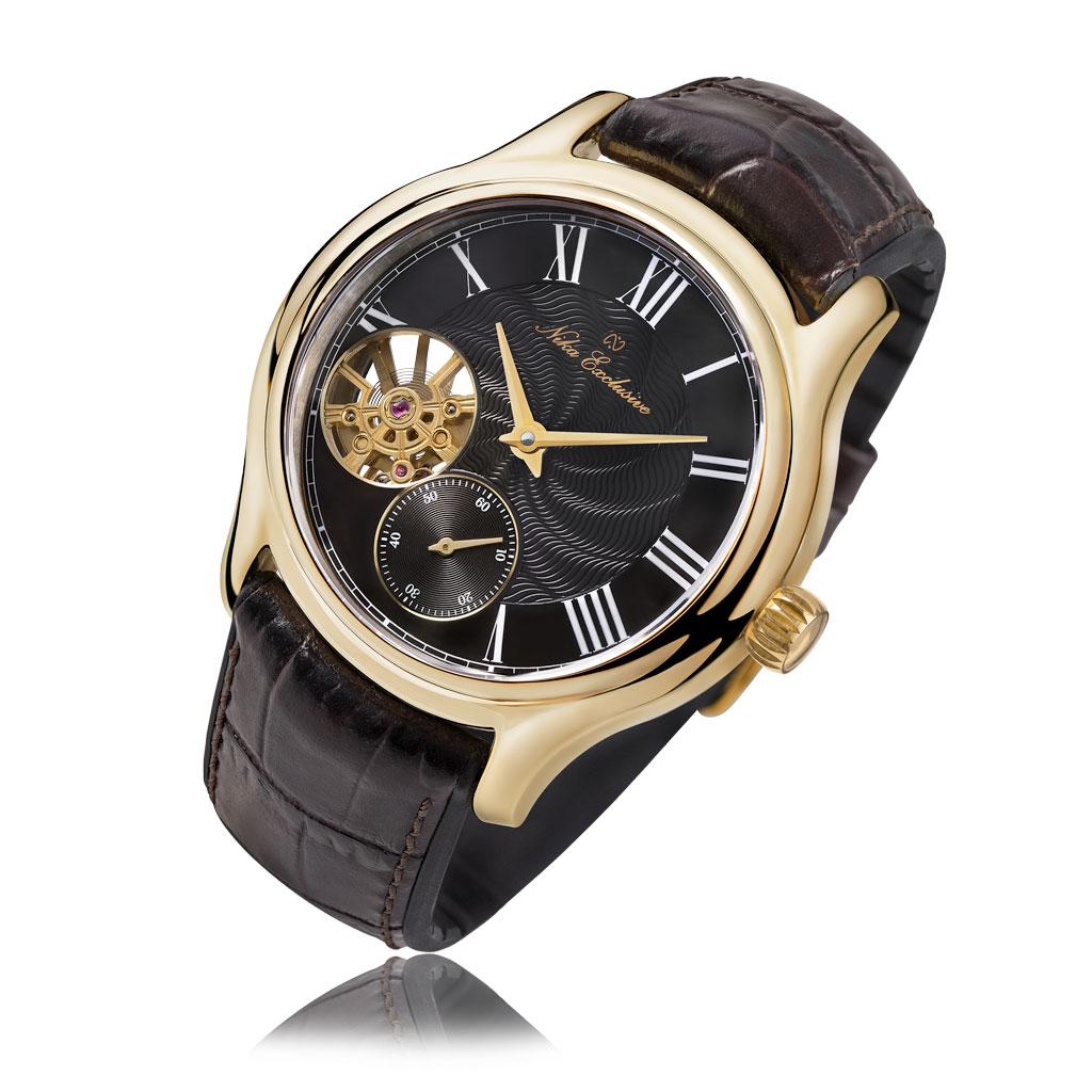 Мужские часы НИКА-Exclusive 1102.0.3.128B часы мужские 585