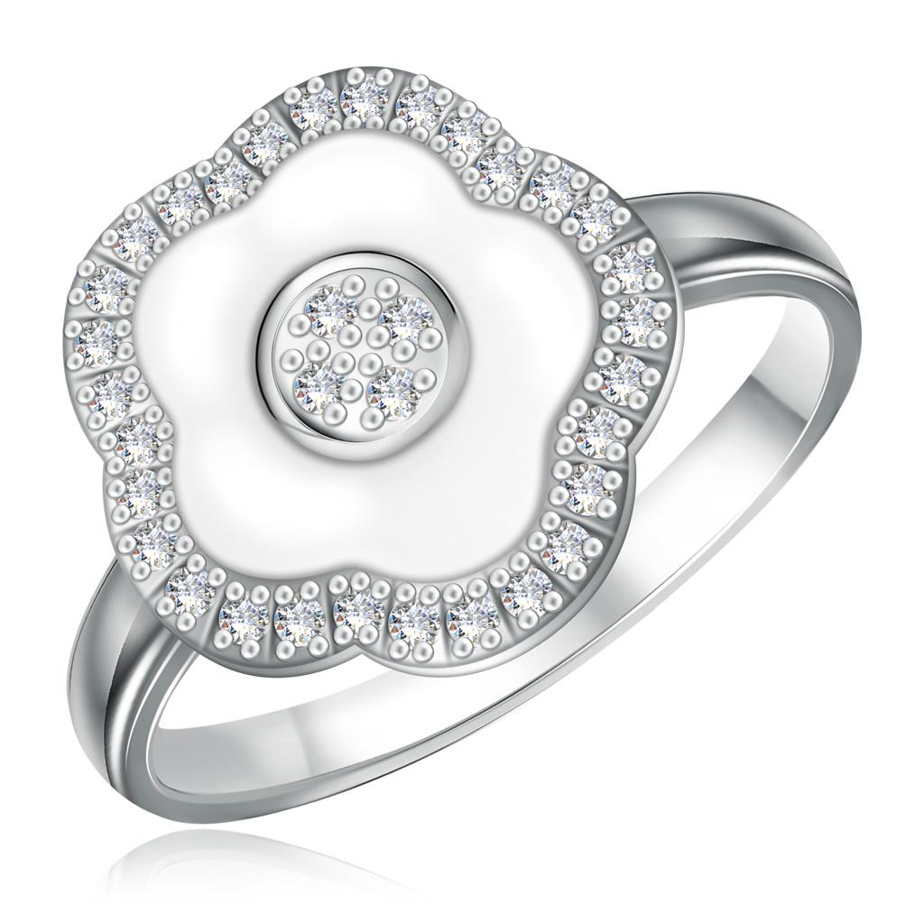 Купить Кольцо из серебра 94011621