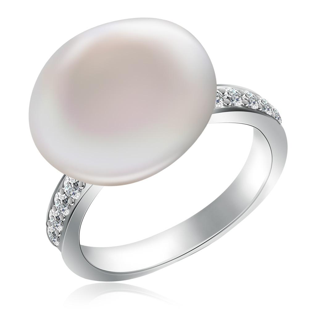 Кольцо из серебра S85612015