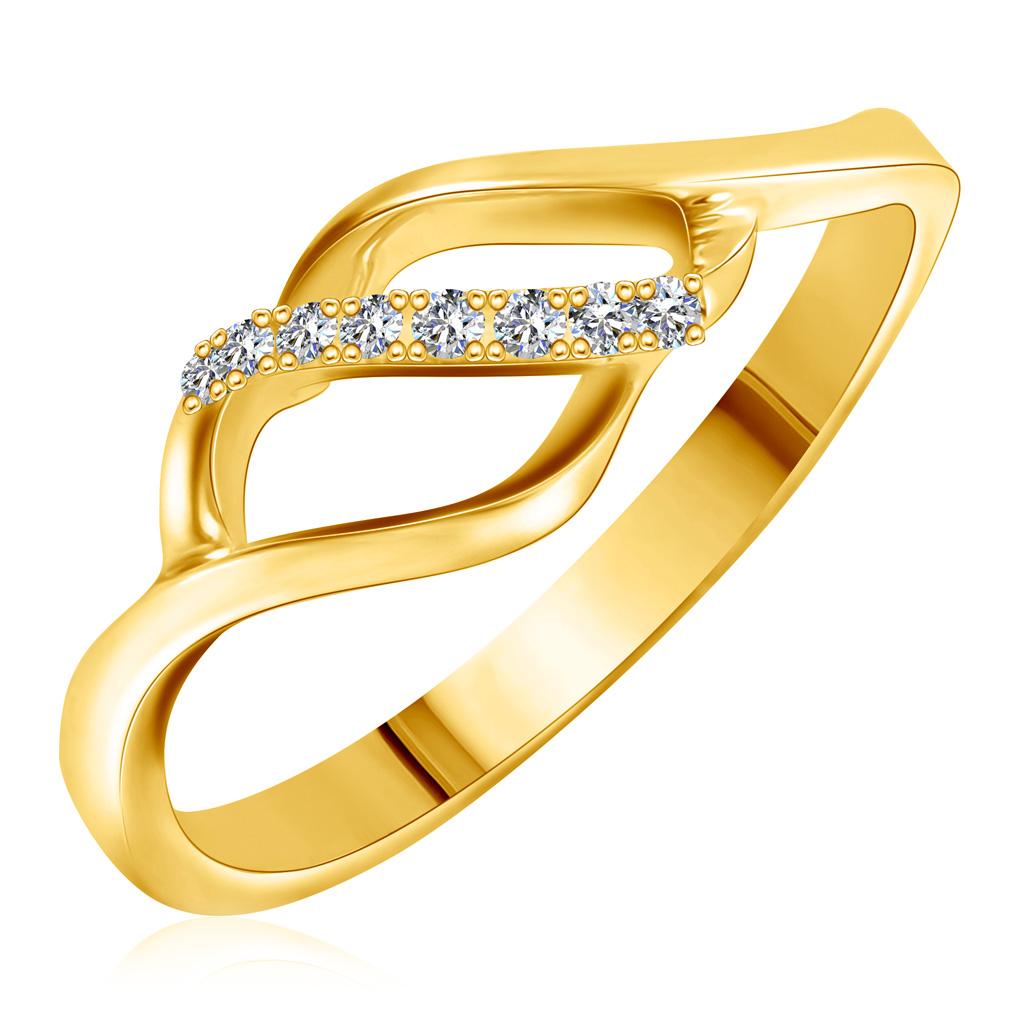 Кольцо из золота EDR13119