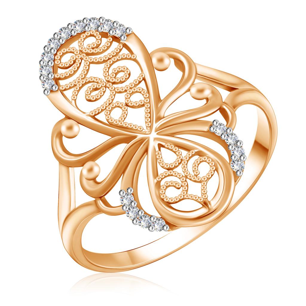 Кольцо из золота 25611362