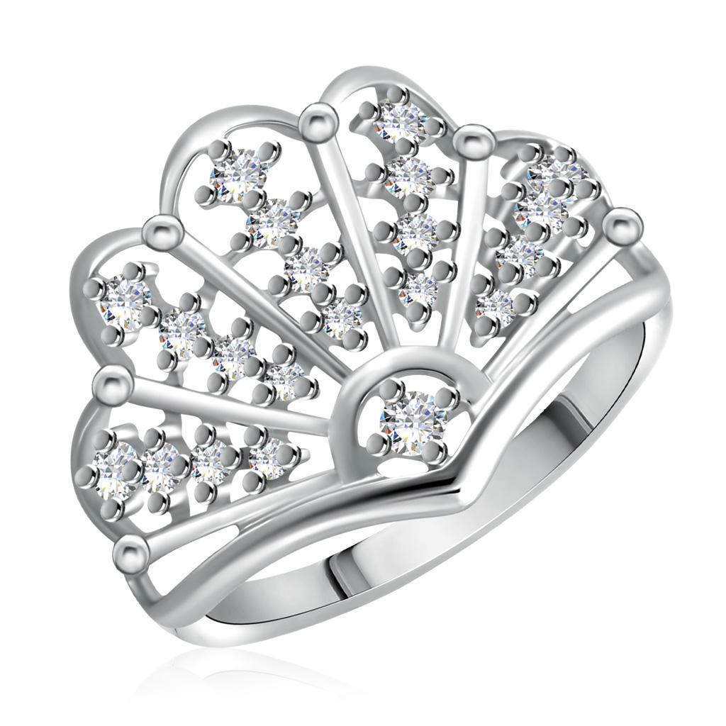 Купить со скидкой Кольцо из серебра 94012210