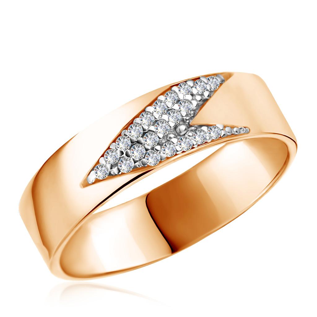 Кольцо из золота Ф7157-1-4603