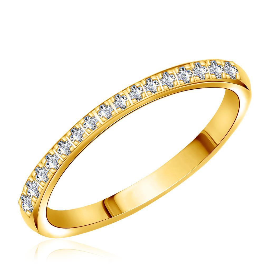 Кольцо из золота AL1016