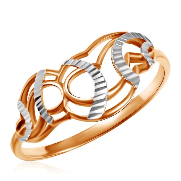 Кольцо из золота 7-965