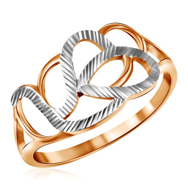 Кольцо из золота 7-856 stomacher 856 15