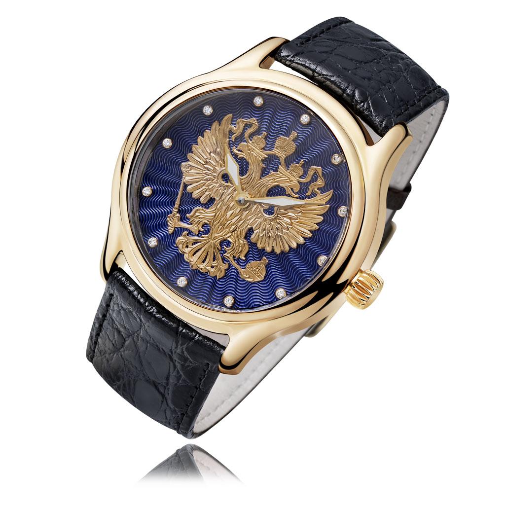 Мужские часы НИКА-Exclusive 1102.1.3.72B часы мужские 585