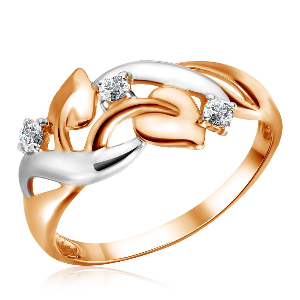 Кольцо из золота Д0268-017249