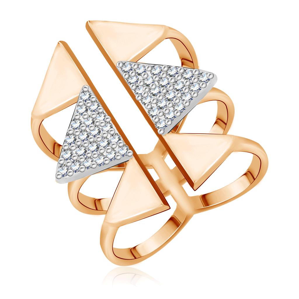 Кольцо из золота Д0268-017105
