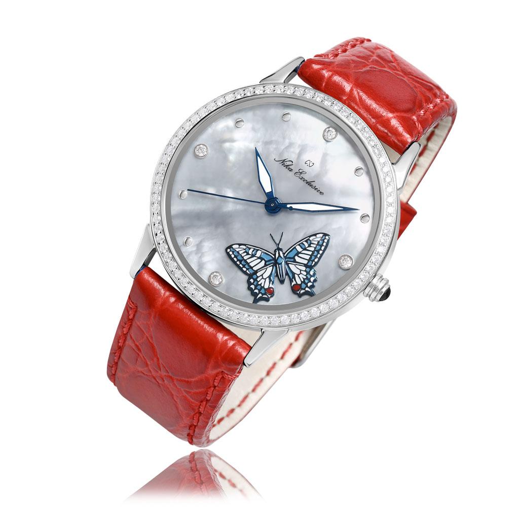 лучшая цена Женские часы НИКА-Exclusive 1860.53.9.16A