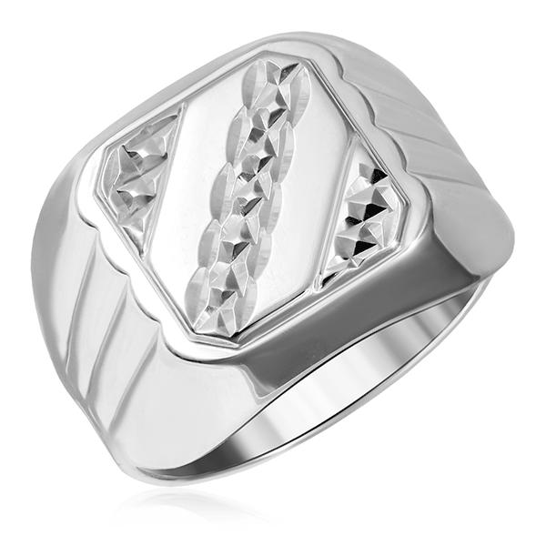 Печатка из серебра 94011233