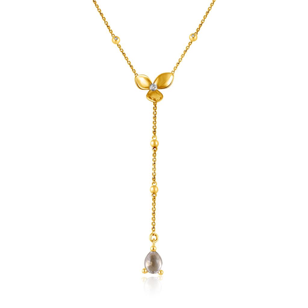 Колье из золота 83081355-1m