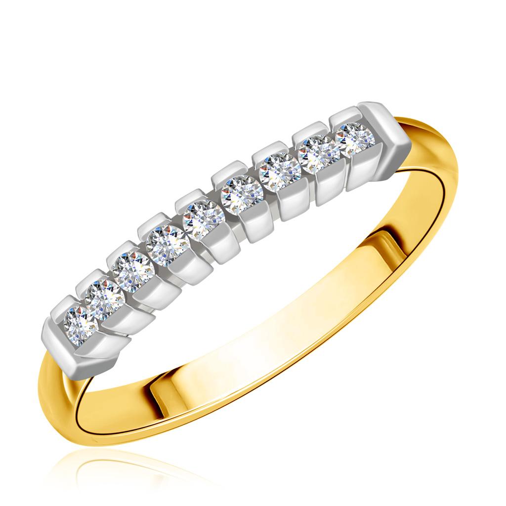 Золотые серьги с изумрудами и бриллиантами E431-D-ERAB1602E