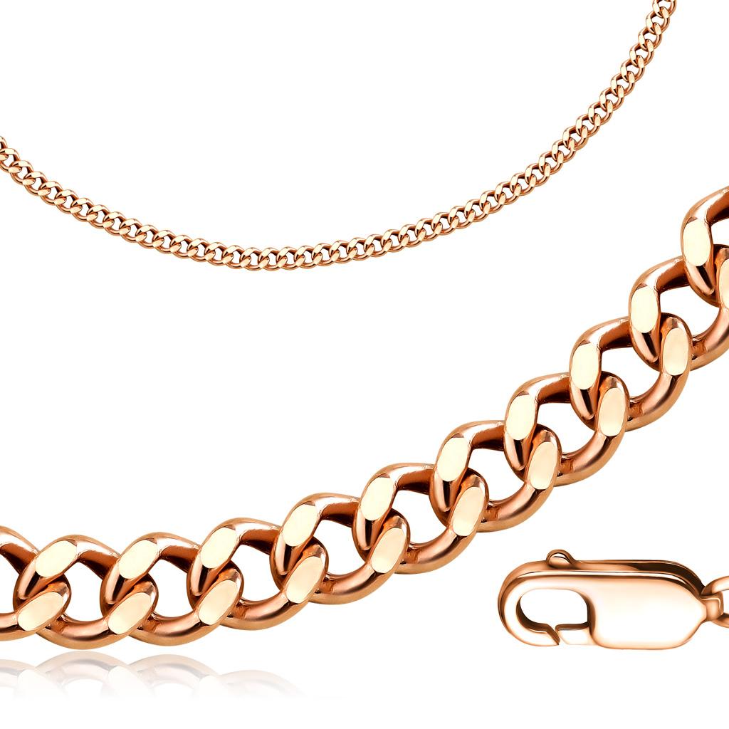 Браслет пустотелый из золота 101200101 браслет пустотелый из золота r00601901
