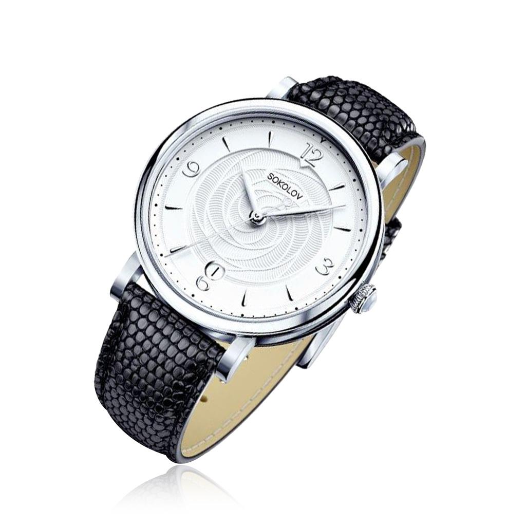 все цены на Часы женские SOKOLOV из серебра 103.30.00.000.03.01.2 онлайн