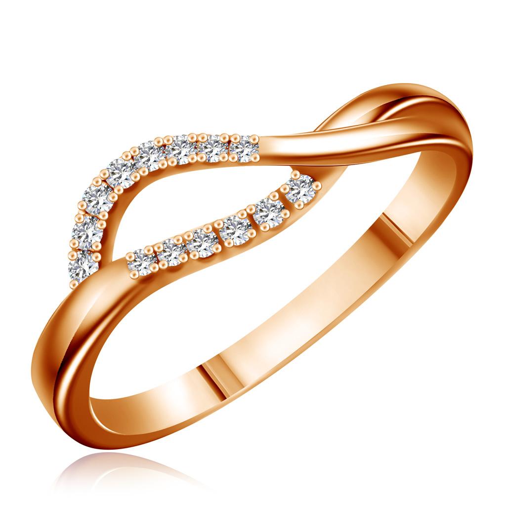 Кольцо из золота EDR13110