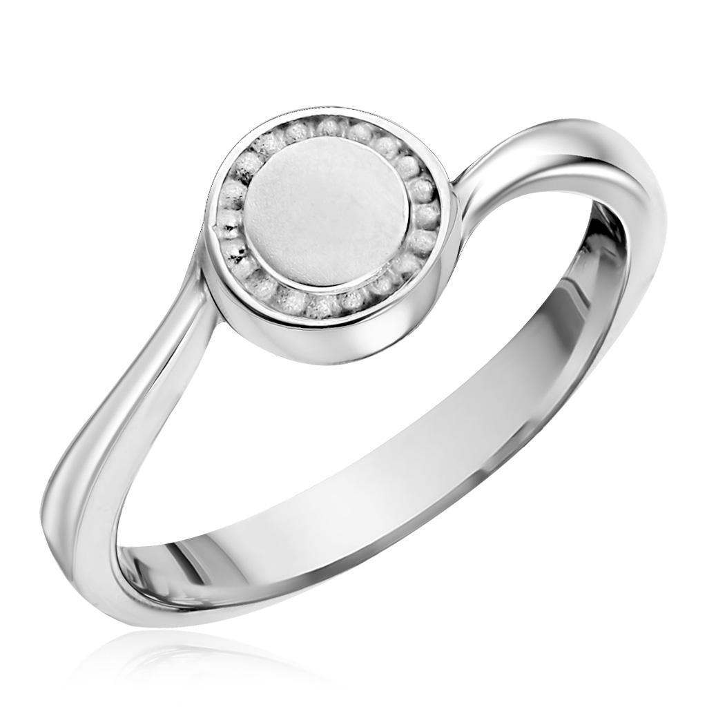 Кольцо из золота 01К028745