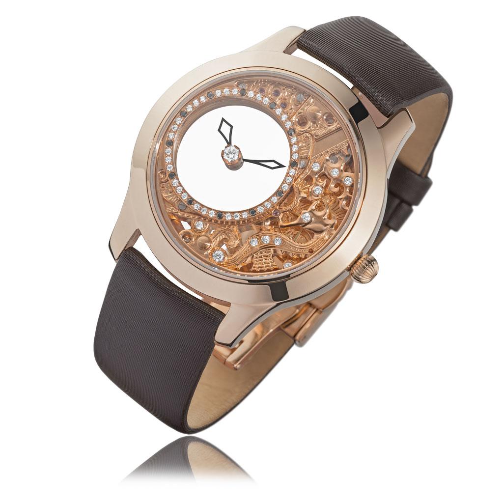 лучшая цена Женские часы НИКА-Exclusive 1214.32.1.00C