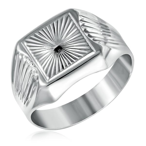 Печатка из серебра 94011231