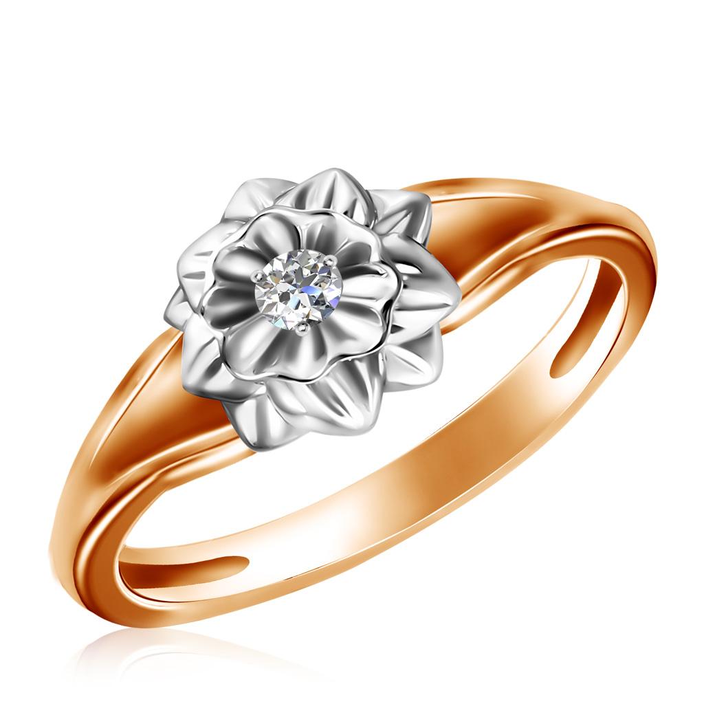 Кольцо из золота 12309-100