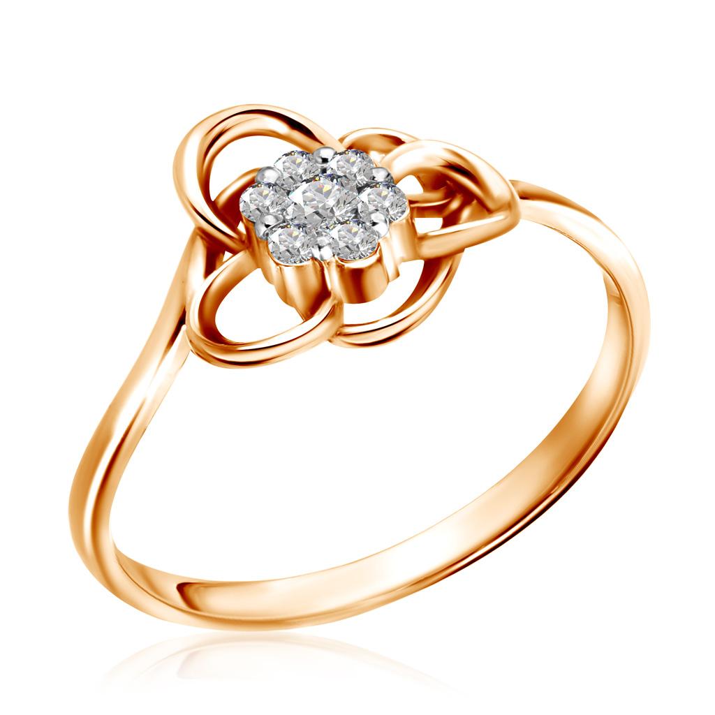 Кольцо из золота 25611407