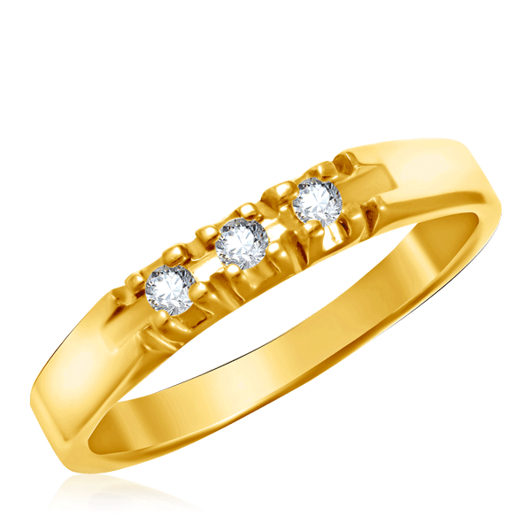 Кольцо из золота R12927YG bering 12927 334