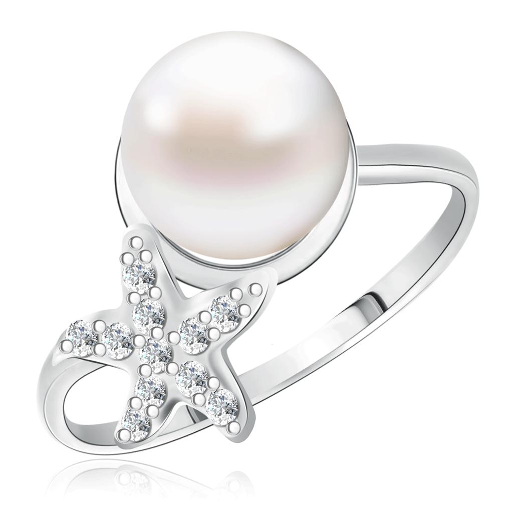 Кольцо из серебра 85612019