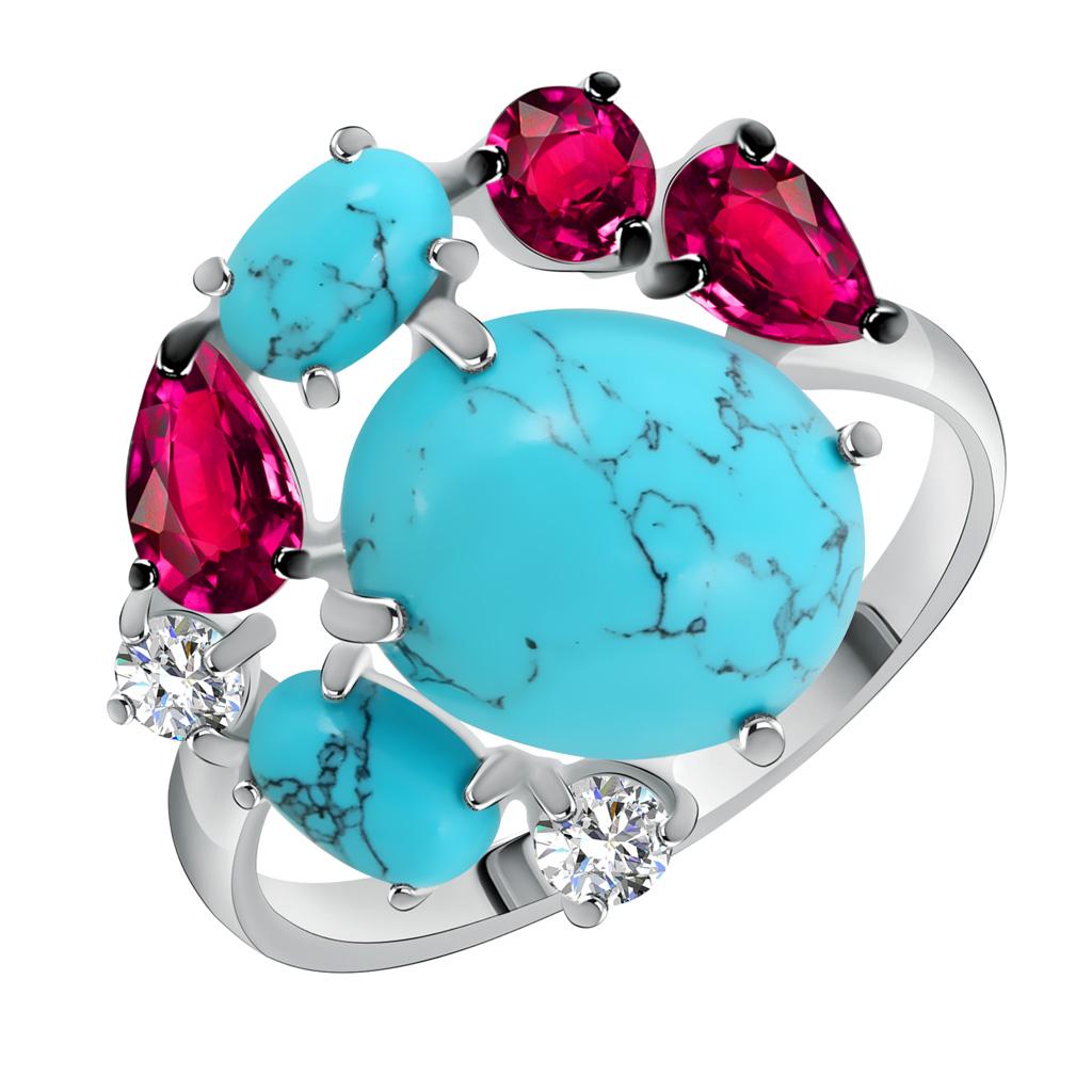 Кольцо из серебра 83010024 кольца sokolov 83010024 s