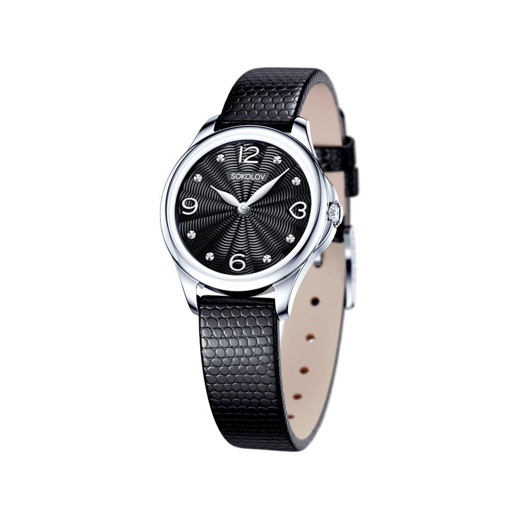 Часы женские SOKOLOV из серебра 136.30.00.000.02.01.2