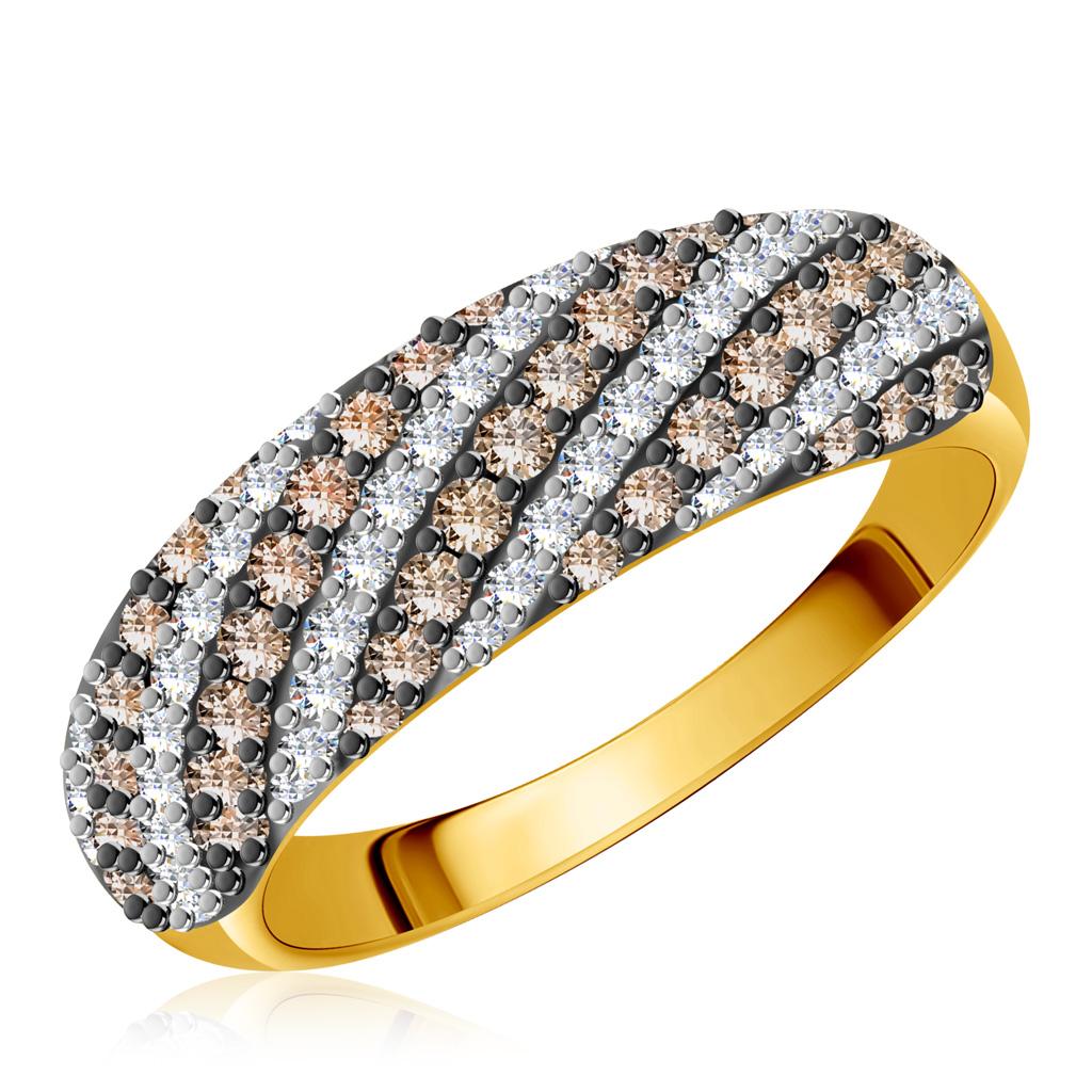 Кольцо из золота PSR35282R