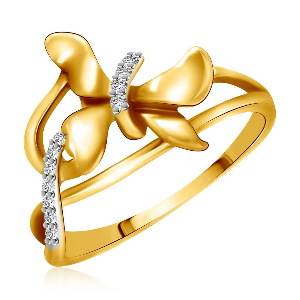 Кольцо из золота со скидкой