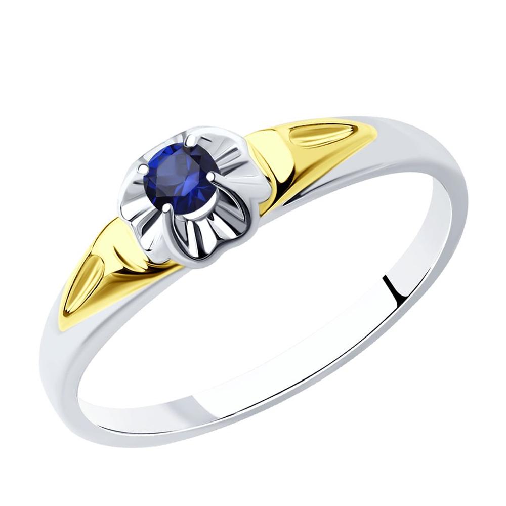 Кольцо из серебра 94-310-00976-1