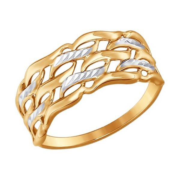 Кольцо из золота 017310