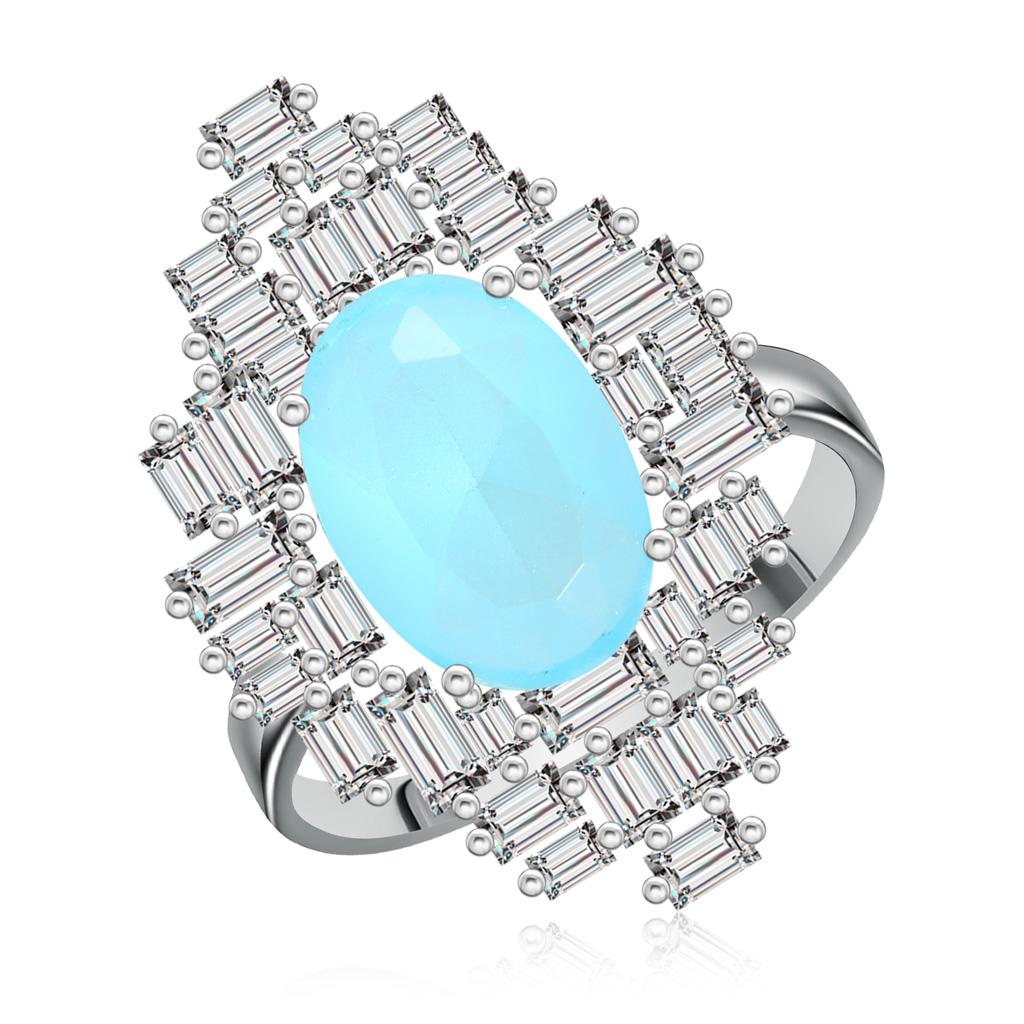 Кольцо из серебра SY-355424-R sweet years sy 6282l 07