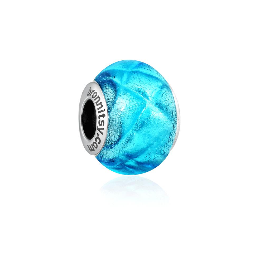 Шарм-мурано из серебра S77611144000 шарм мурано из серебра 77621006000