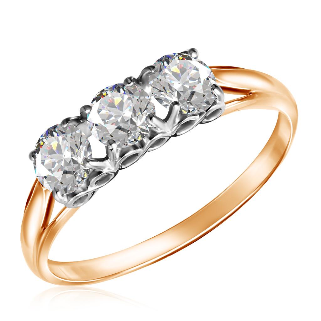 Кольцо из золота Д0268-017558
