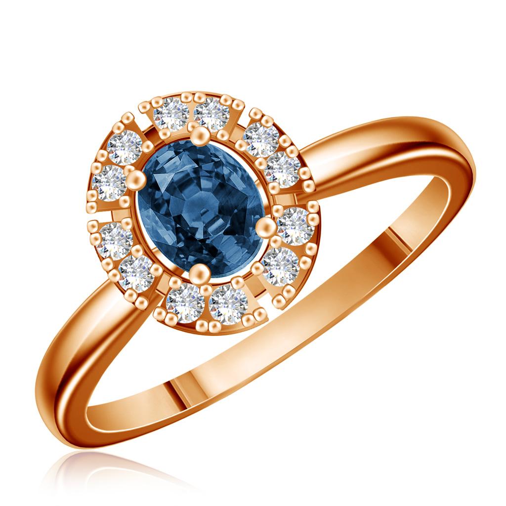 Кольцо из золота EDR15830